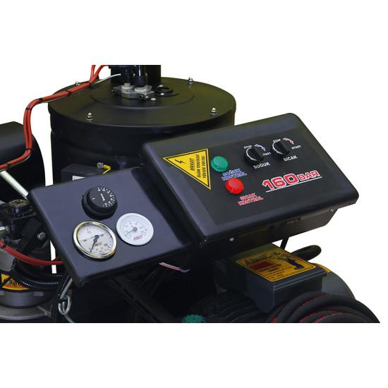 250 Bar Sıcak Soğuk Yıkama Makinası